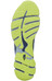The North Face M's Litewave Ampere Shoes Blue/Lantern Gr